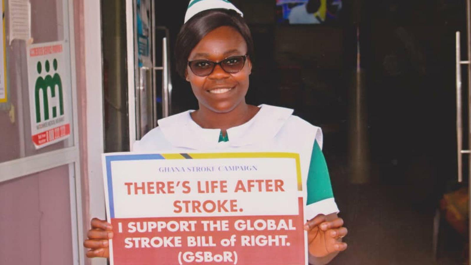 Stroke Association Support Network Ghana (SASNETGhana)