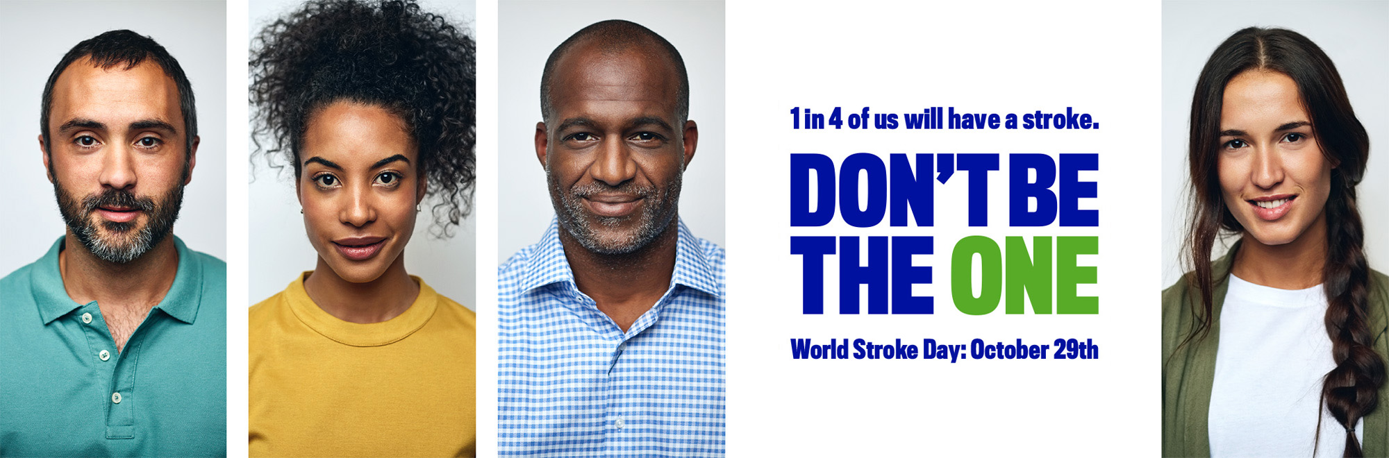 World Stroke Day - October 29th 2019