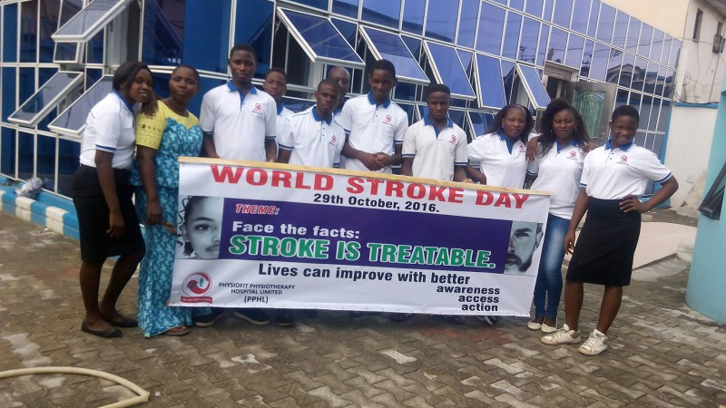 Previous World Stroke Days