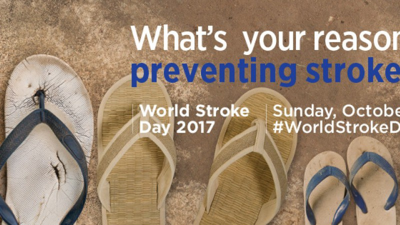 World Stroke Day 2017