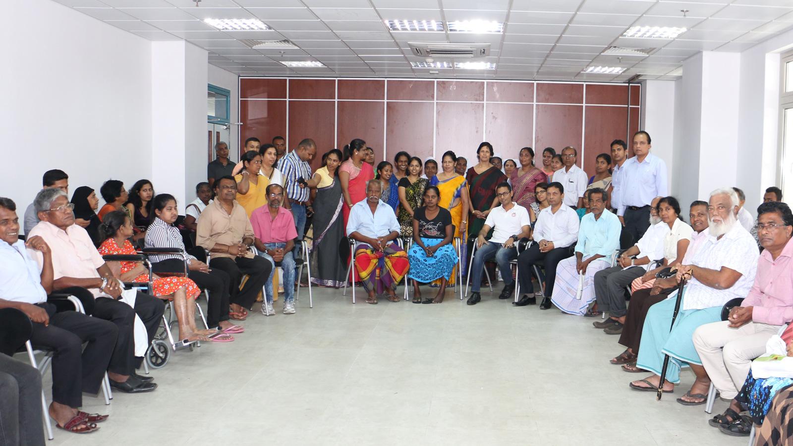 The SSO Sri Lanka group
