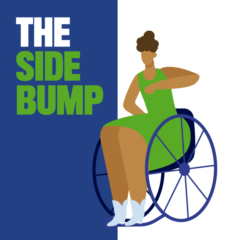 The side bump