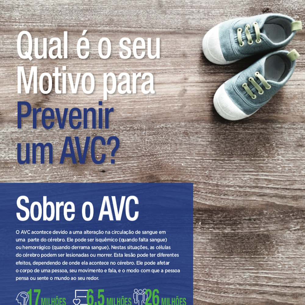 Brazil World Stroke Day brochure 2017