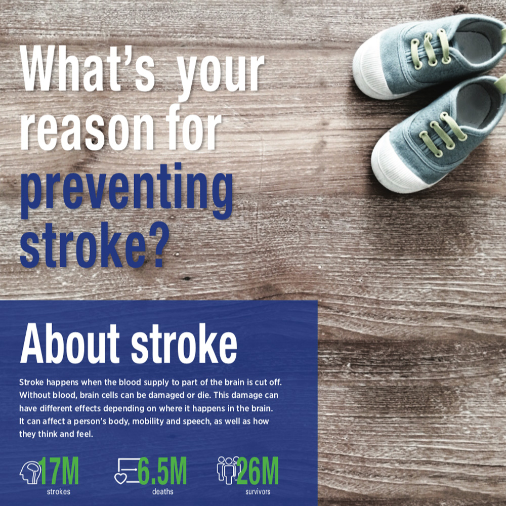English World Stroke Day brochure 2017