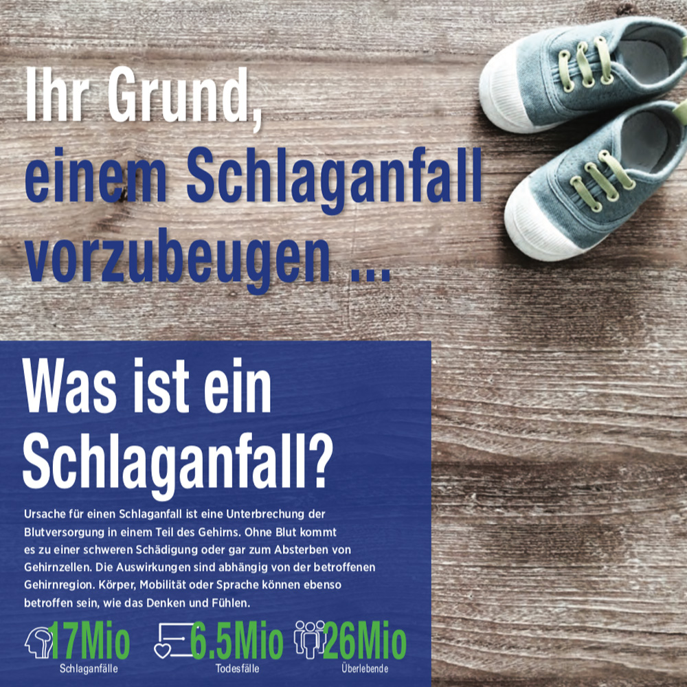German World Stroke Day brochure 2017
