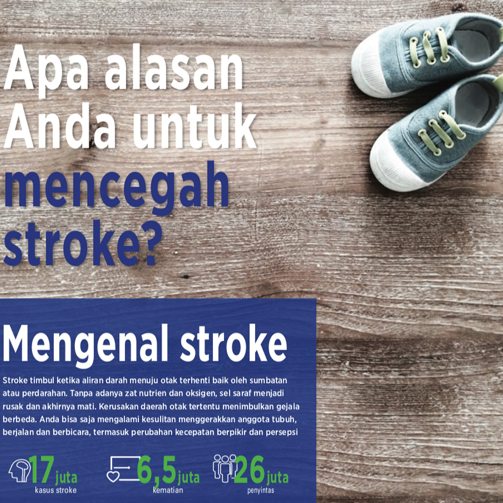 Indonesia World Stroke Day brochure 2017