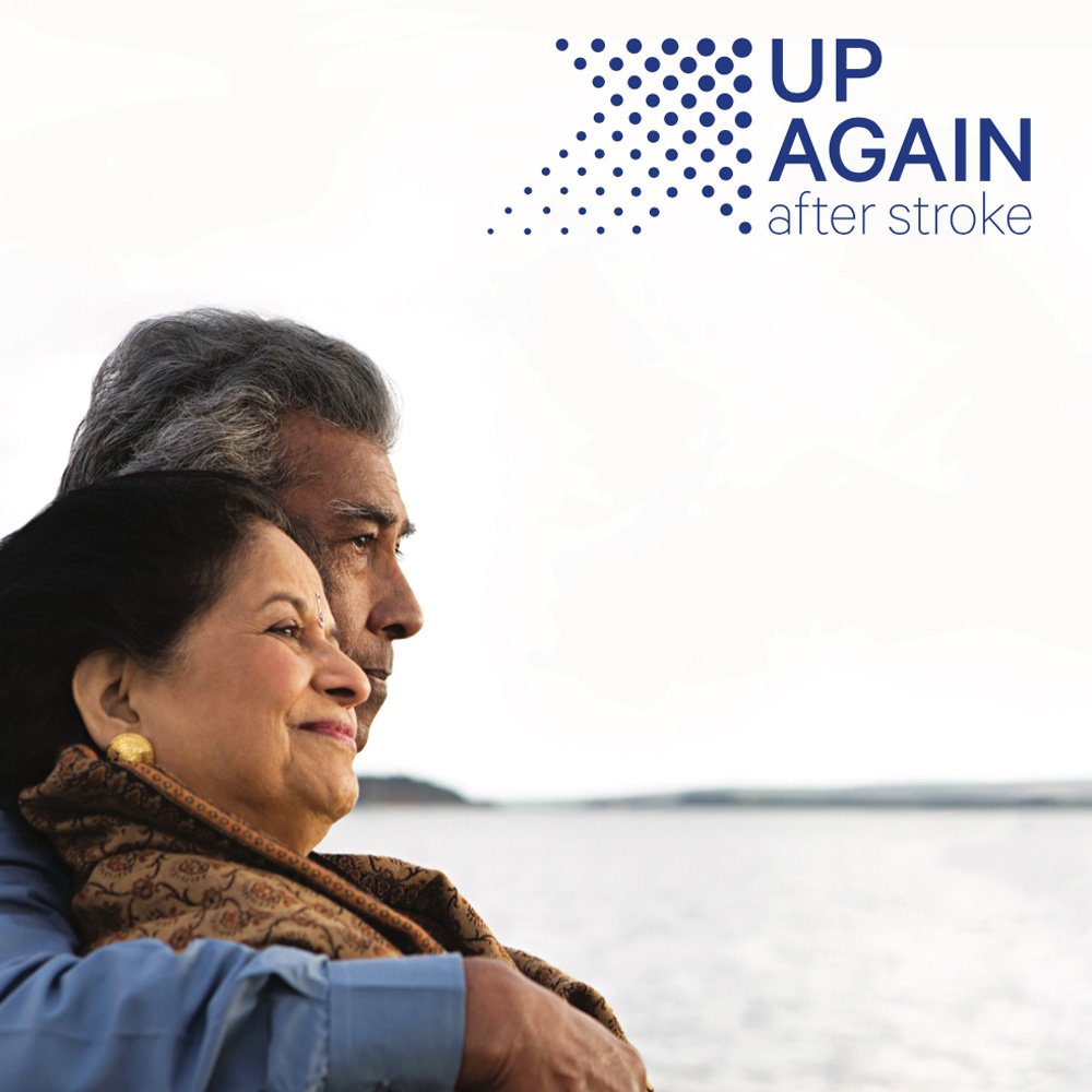 English - UP AGAIN after stroke brochure 2018