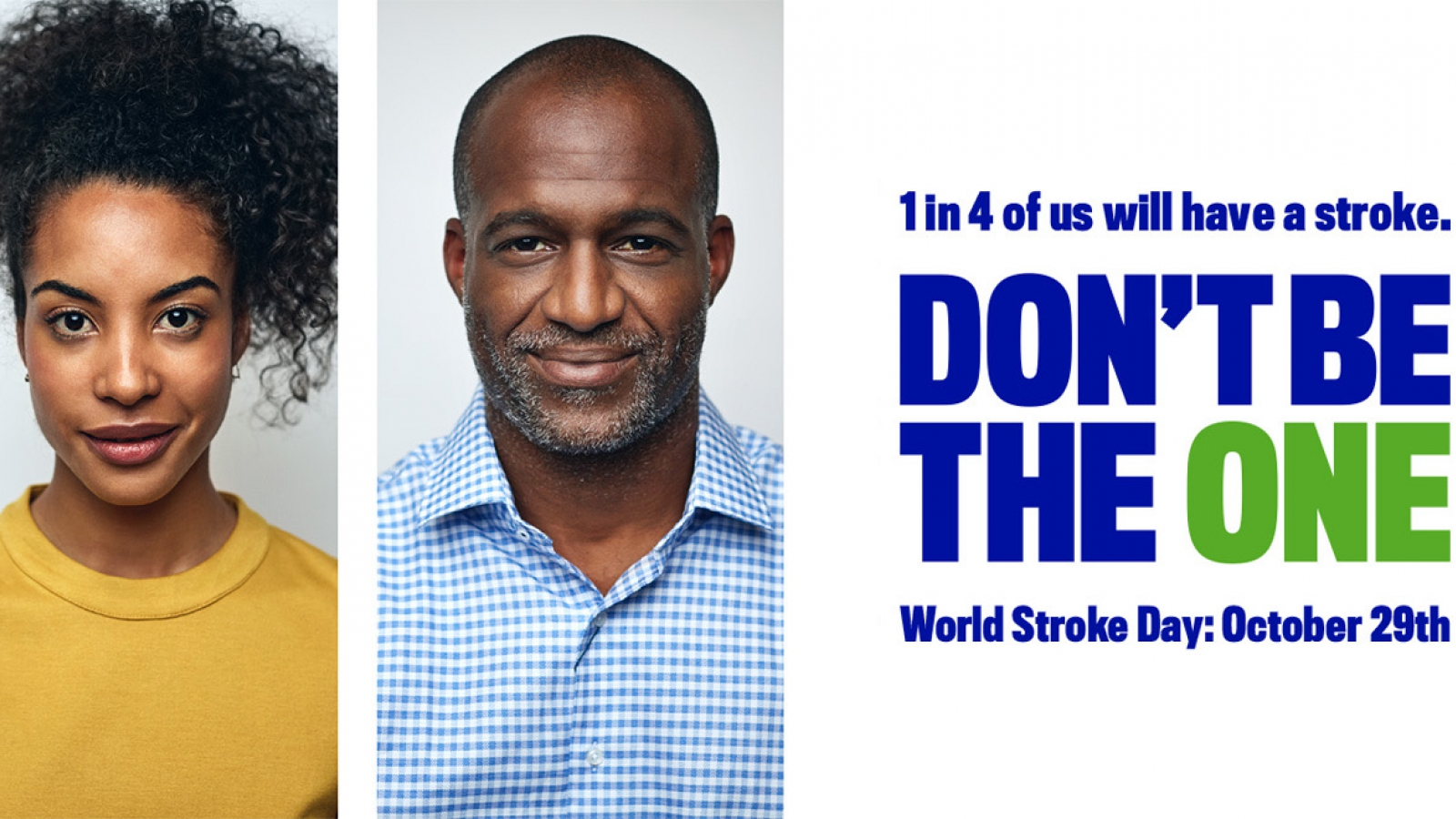 World Stroke Day 2019 campaign
